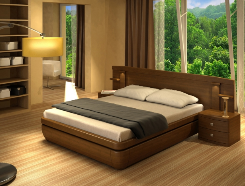 Кровать Тау А 2  классик