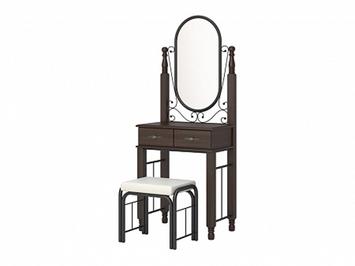 Туалетный стол с банкеткой Garda 2R