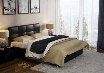 Кровать Life 1 Box  с боковым п/м