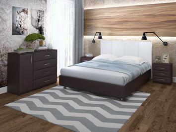 Кровать с подъемным механизмом Риза