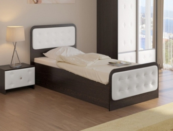 Односпальная кровать Неро с ПМ