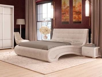 Кровать Leonardo в ткани