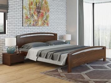 Кровать Веста 1 R Райтон сосна